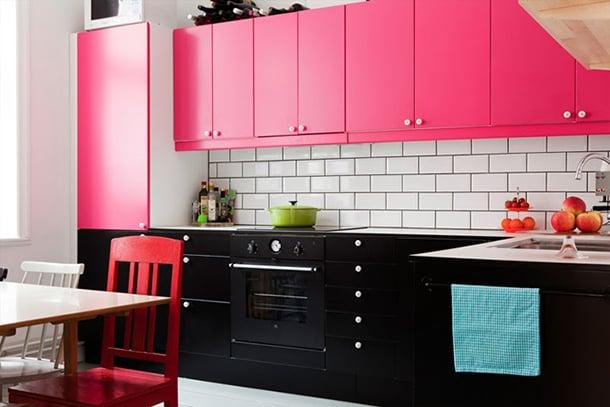decoracao-rosa-para-cozinha