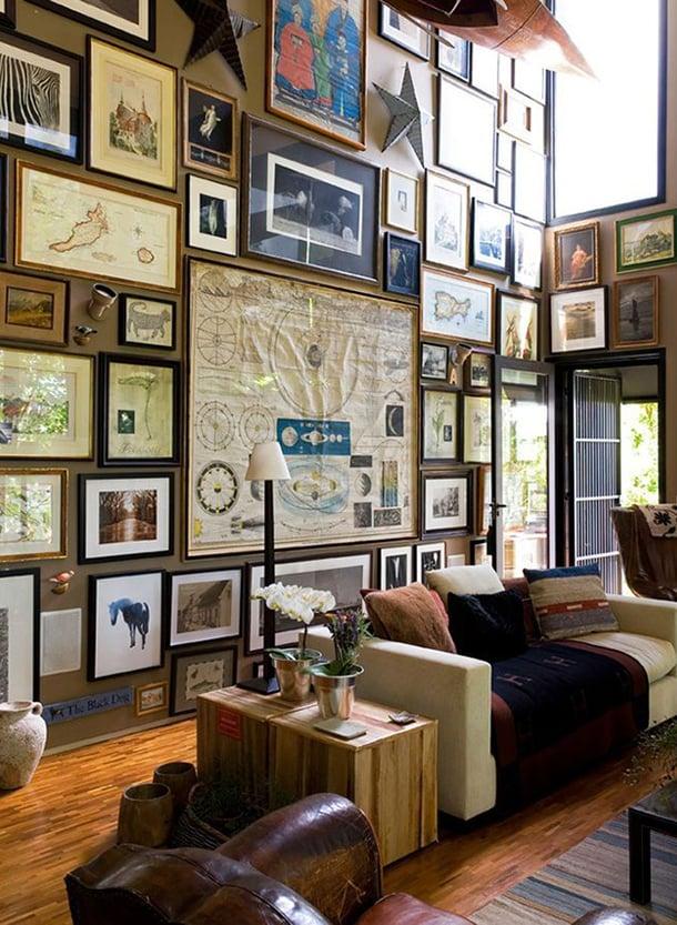 decoracao-com-quadros-para-casa