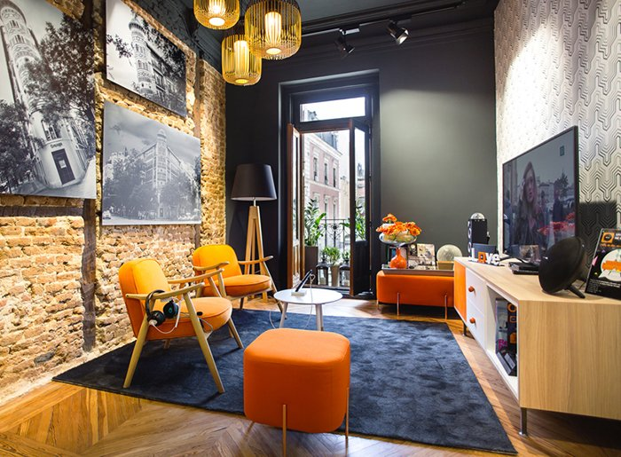 cores-na-decoracao-laranja