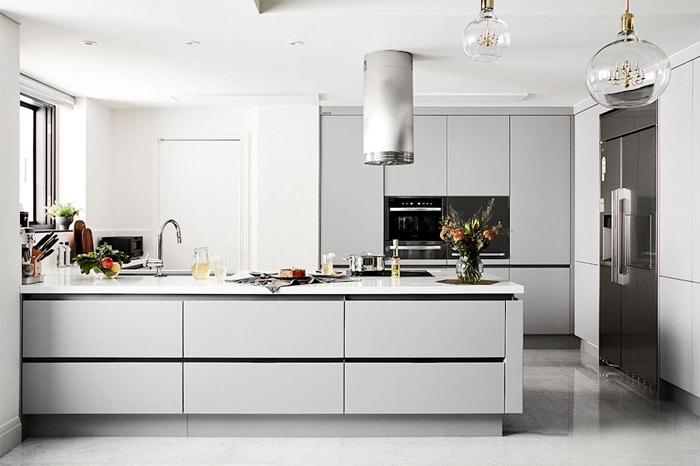 armário de cozinha clean