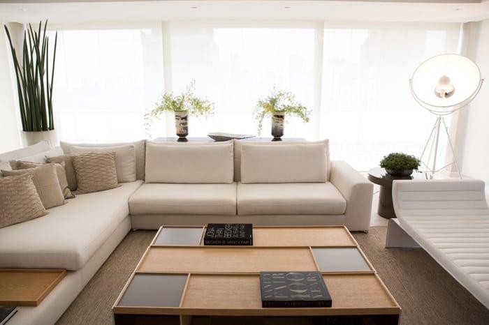 sofa na sala