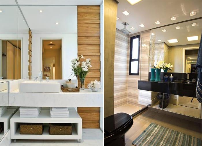 Decoração de banheiro estilos