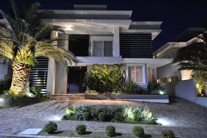 estilos diferentes para arquitetura de mansões
