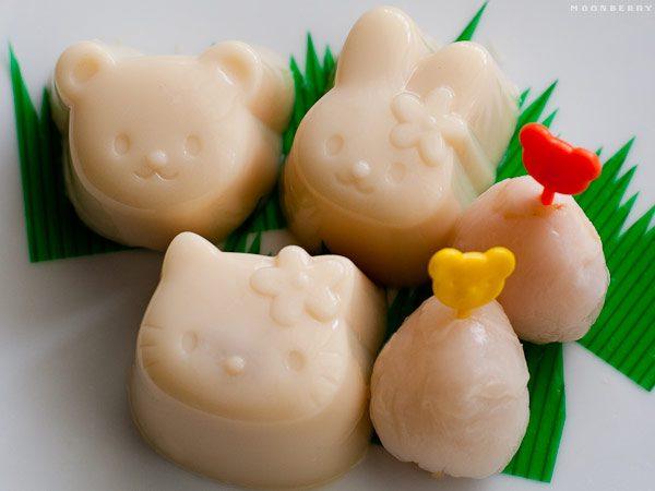 Lychee Milk Pudding