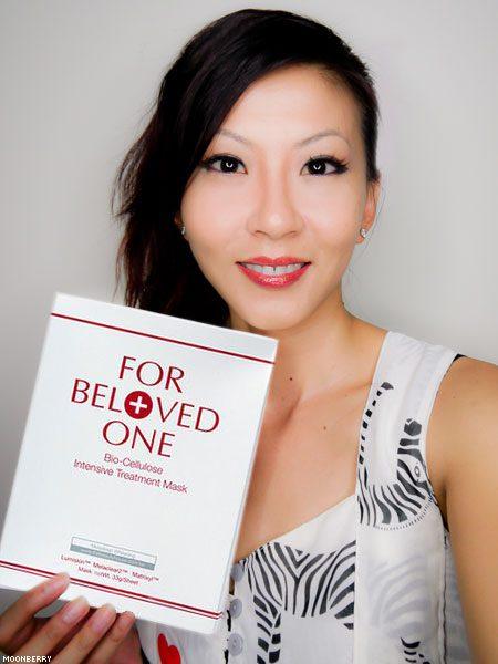 Singapore's Top Celebrity Blogger | For Beloved Mask