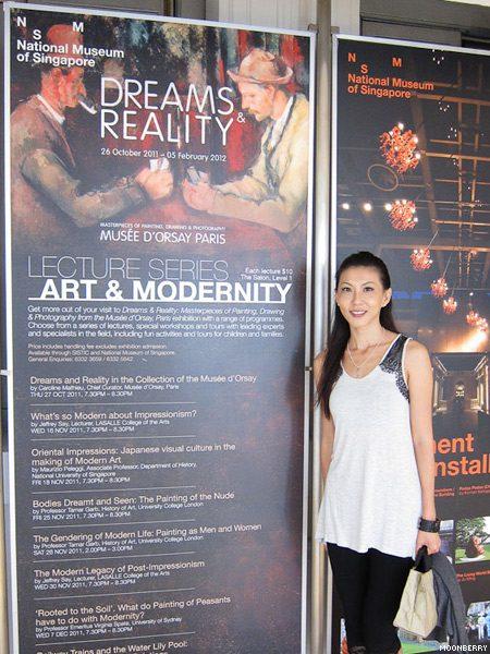 Singapore Top Art Design Style Fashion Blog   Dreams & Reality Masterpieces