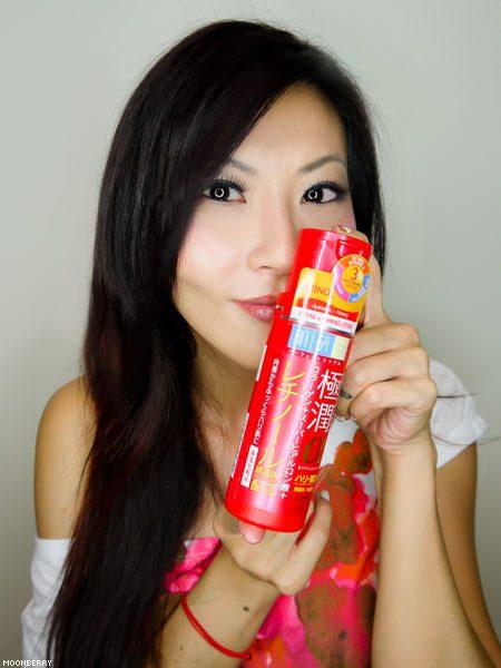 Singapore's Top Celebrity Blogger | Hada Labo