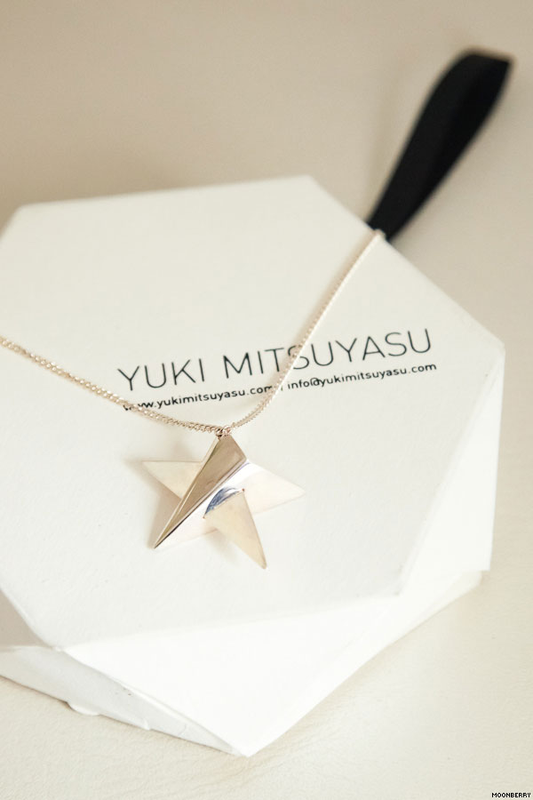 Yuki Mitsuyasu Shine | The Moonberry Blog