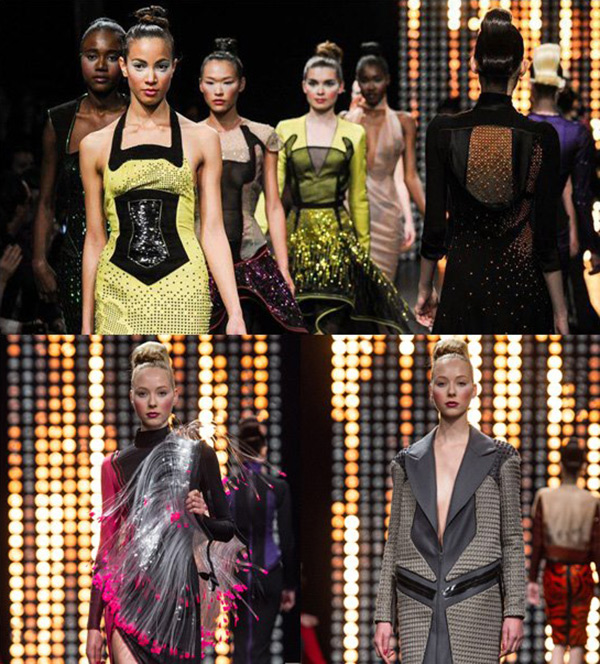Giveaway Tickets To Singapore French Couture Week 2012 Julien Fourni Show The Moonberry Blog