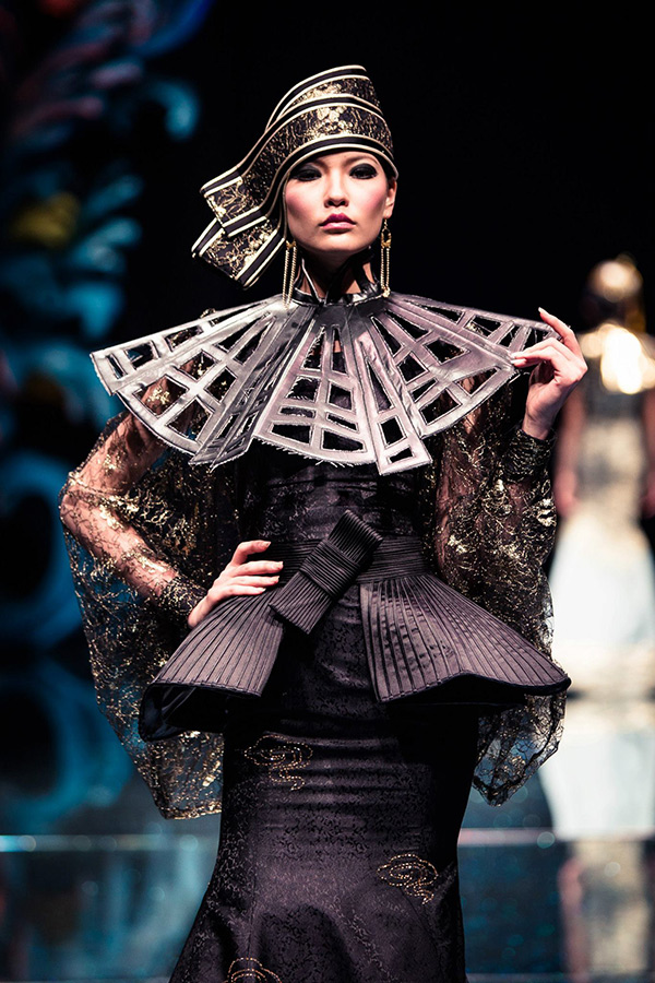 Fide Fashion Weeks Asian Couture 2012 Torgo The