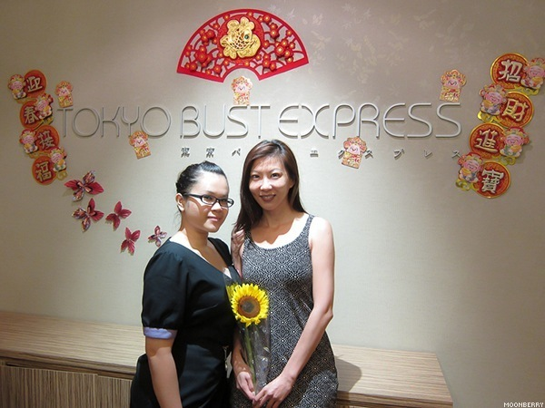 Singapore Top Lifestyle Design Fashion Blog Tokyo Bust Express