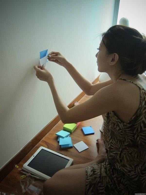 Singapore Best Lifestyle Design Creative Style Blog Moonberry Avian Project Post-it