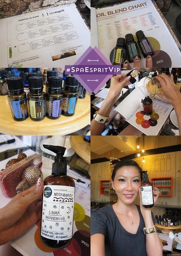 Singapore Best Lifestyle Chic Creative Design Blog Moonberry Spa Esprit