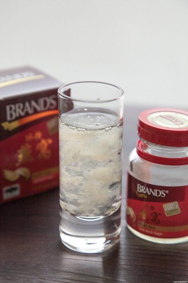 Brand's Bird's Nest featured in Singapore Best Lifestyle Blog Moonberry