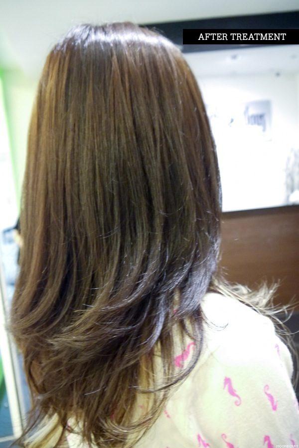 Chez Vous Arimino Privy Hair Treatment