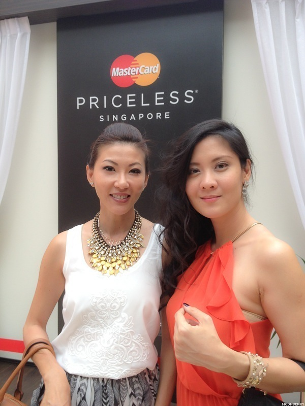 Singapore Best Lifestyle Blog Moonberry for Mastercard Priceless GSS