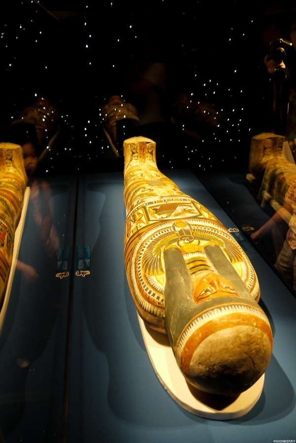 Singapore Top Lifestyle Blog - Mummy Secrets of The Tomb, Art Science Museum Marina Bay Sands