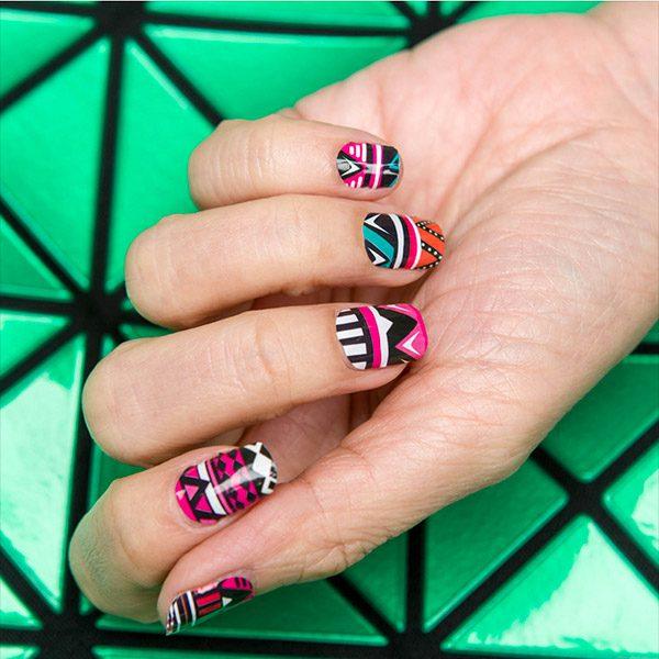 Gummi Nails Singapore Designer Nail Wraps