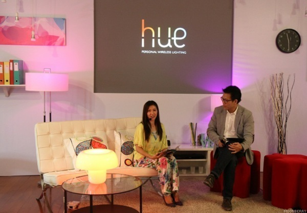 Philips Hue Singapore Launch