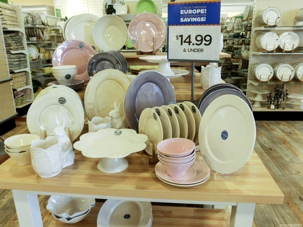 HomeGoods, The Moonberry Blog