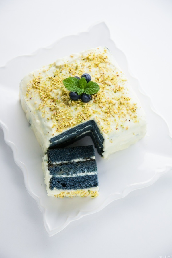 Royal Blue Velvet Cake Recipe