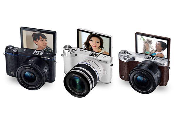 The Moonberry Blog - Samsung NX Cameras