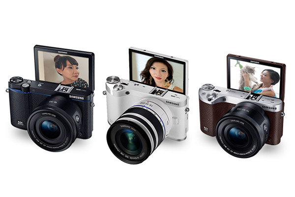 The Moonberry Blog - Samsung NX Cameras