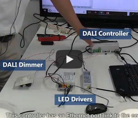 The Basics of Smart Lighting System——DMX Dimming System