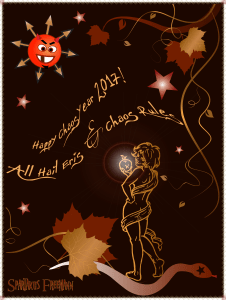 Happy ChaosYear 2017