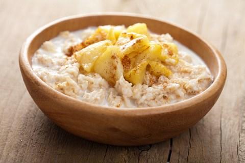 早餐吃營養燕麥片,快速減肥好方便(附麥片中式吃法)