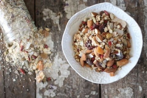 斯斯有兩種,麥片有四種:Cereal、Granola、Muesli、Oat 差在哪?怎麼挑?