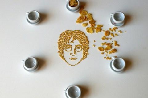 與明星一起共度美好早餐時光!用玉米片找創意靈感