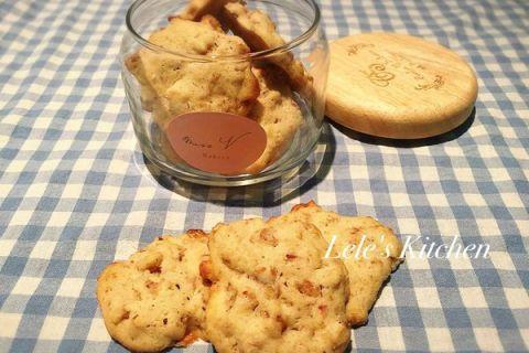 【麥片食譜】低卡甜點系列!美式燕麥軟餅乾