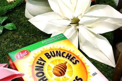 【 麥片女孩 Victoria 】Post 蜂蜜草莓 繽紛亮麗的包裝!