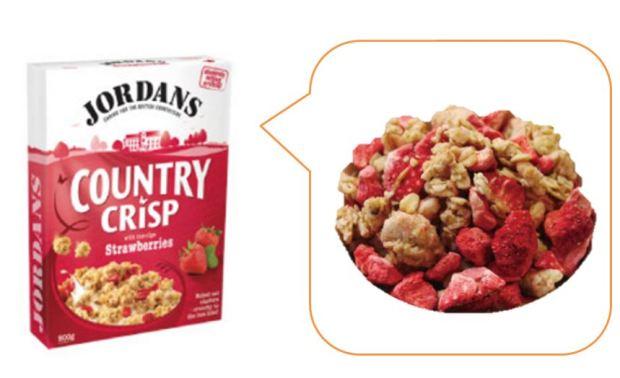 JORDANS草莓