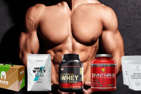 乳清蛋白開箱實測!推薦五大人氣品牌 (2020最新版)