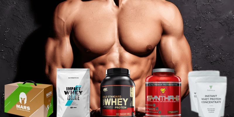 2020最推薦的乳清蛋白品牌與口味開箱