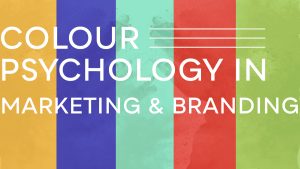 Colour psychology in branding and marketing