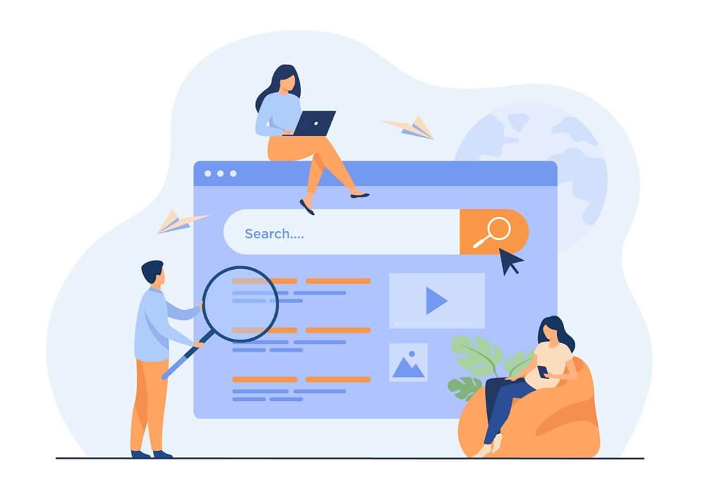 هل يمكن تصدر نتائج البحث بأكثر من كلمة مفتاحية