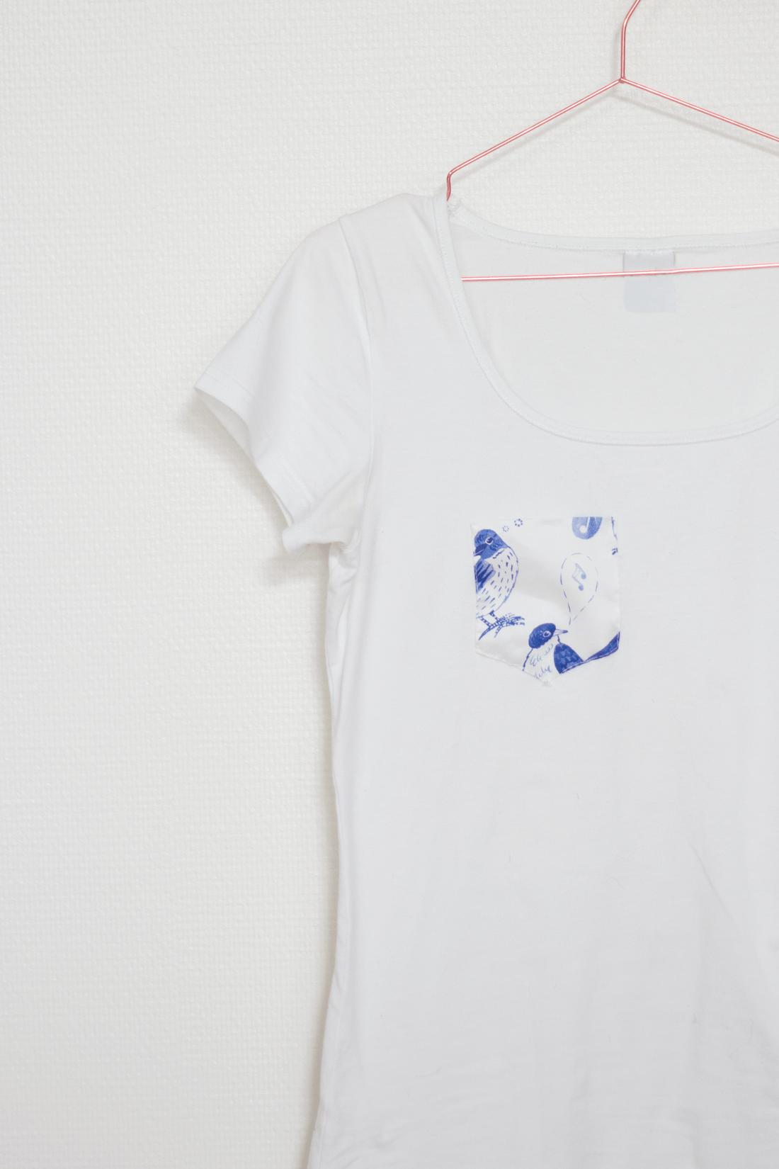 DIY t-shirt pimpen