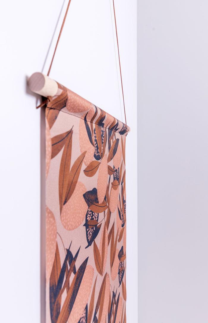textielposter - Westeggdesign
