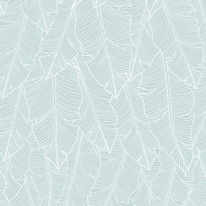 behang bladeren daniteal