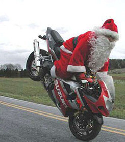 Nationwide Insurance Tis The Season Contest Motorcycle