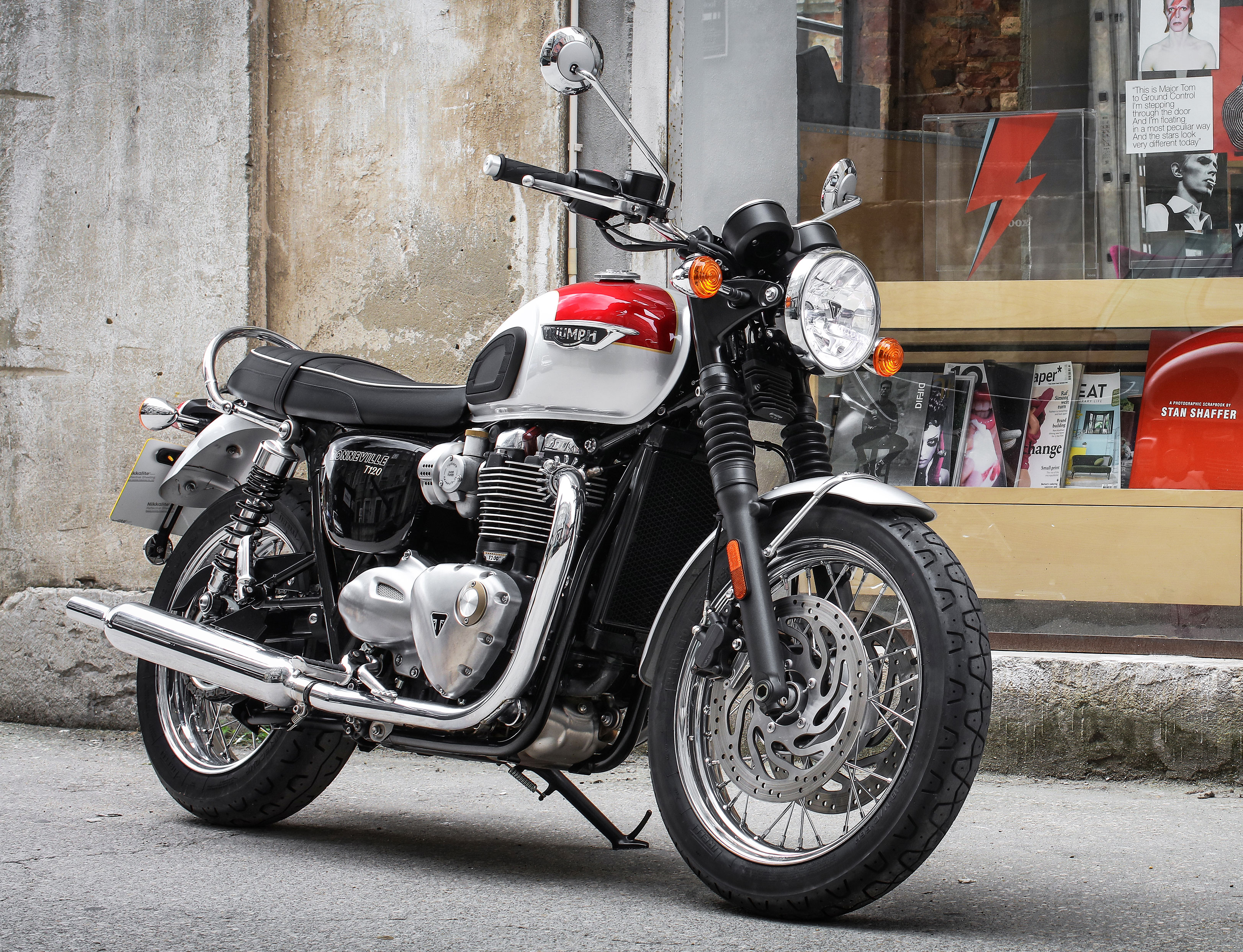Triumph Street Twin And Bonneville T120 Recalled For