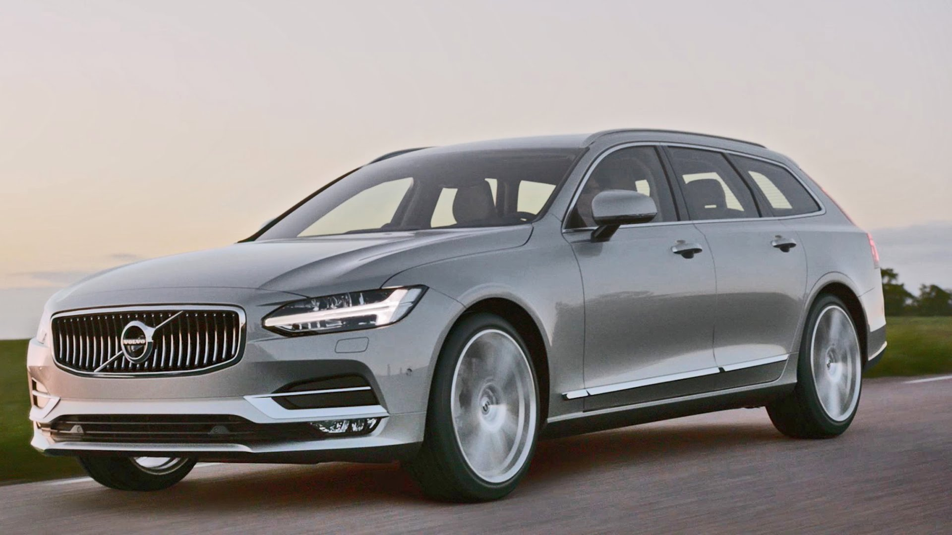 Volvo V90 Crowned Best Estate In UK Car Of The Year Awards