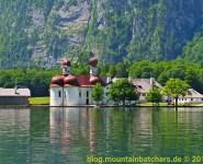 Königssee – Eine Schifffahrt, eine Alm und eine Wallfahrtskapelle
