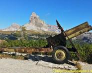Auf den Spuren des Gebirgskriegs am Monte Piana (Piano)