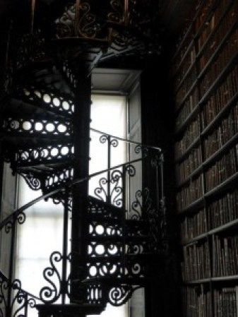 trinitycollege _library