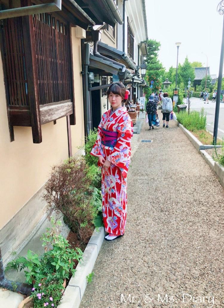 清水寺京小町和服初體驗