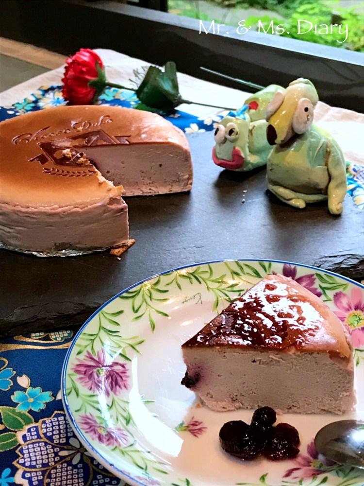 母親節蛋糕推薦!起士公爵初夏桑葚乳酪蛋糕,清甜健康,照顧家人 2
